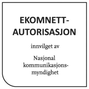 Ekomnett Autorisasjon