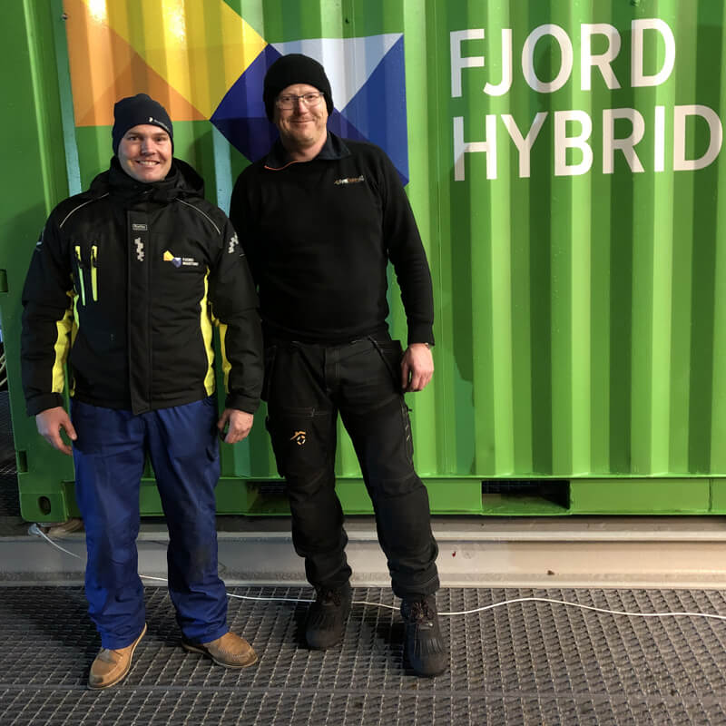 Fjord Hybrid