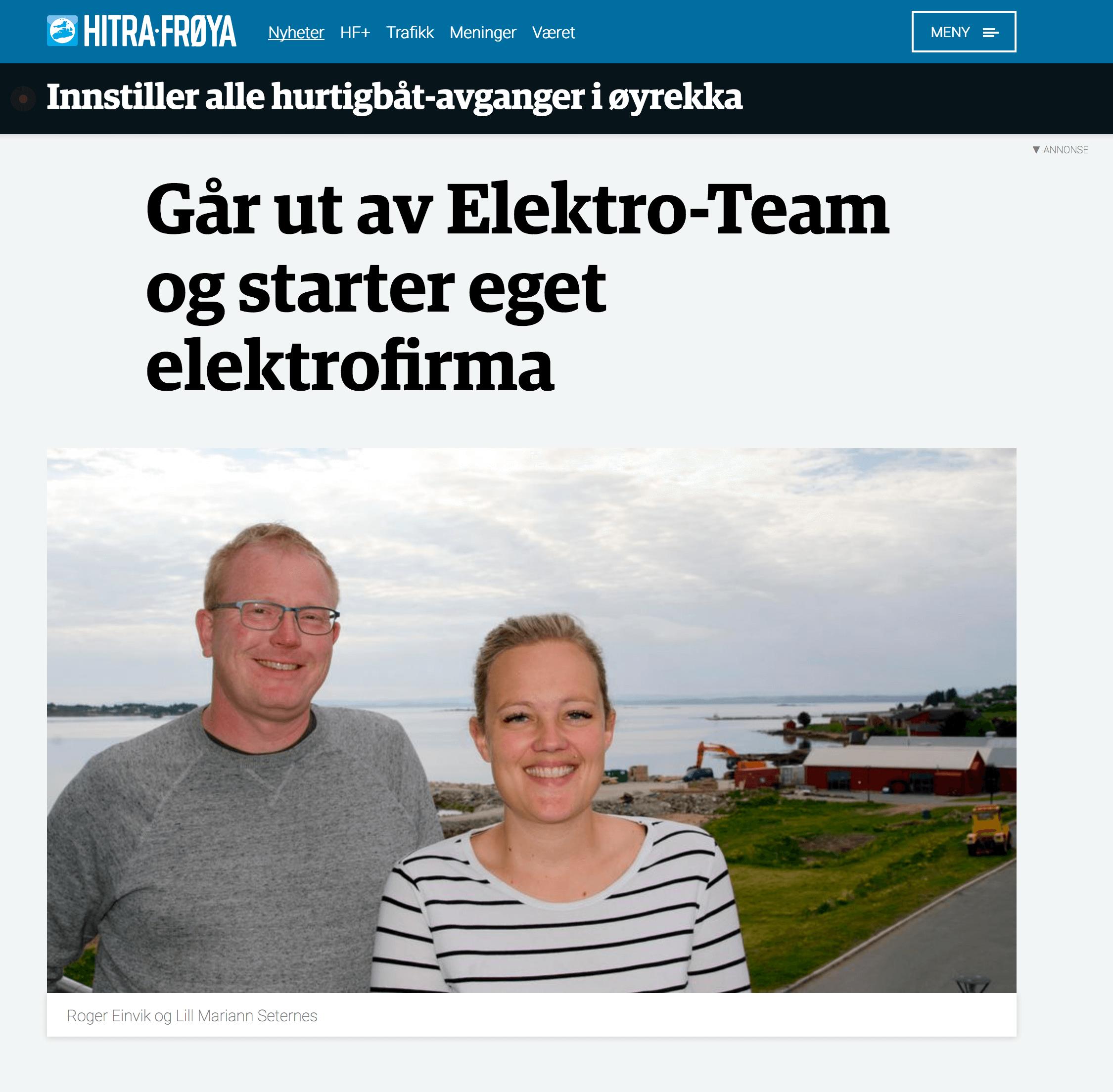 Hitra Frøya